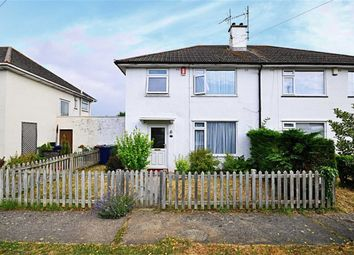 Thumbnail 3 bed semi-detached house for sale in Gray Close, Innsworth, Gloucester
