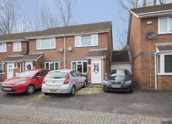 Thumbnail 2 bedroom semi-detached house for sale in Beckgrove Close, Splott, Cardiff