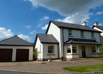Thumbnail 4 bed detached house to rent in St Johns Court, Brecon