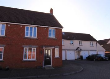 Thumbnail 3 bed semi-detached house for sale in Hestercombe Close, Weston-Super-Mare