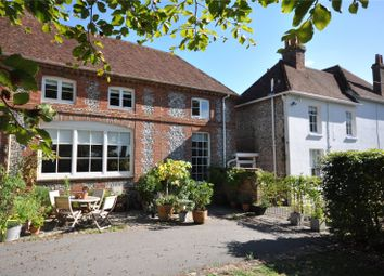 Thumbnail 2 bed terraced house to rent in The Pump House, Downs Road, West Stoke, Chichester
