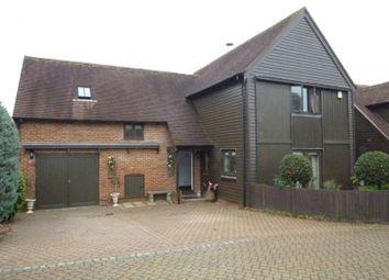 Thumbnail 4 bedroom detached house to rent in Hildenbrook Farm, Riding Lane, Sevenoaks