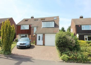 Thumbnail 5 bedroom detached house for sale in Thrush Lane, Cuffley, Potters Bar