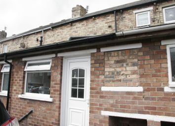 Thumbnail 2 bedroom terraced house to rent in Chestnut Street, Ashington, Northumberland