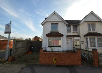 Thumbnail 3 bedroom semi-detached house for sale in Shrivenham Road, Swindon, Wiltshire
