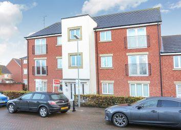 Thumbnail 2 bedroom flat for sale in Greenock Crescent, Monmore Grange, Wolverhampton