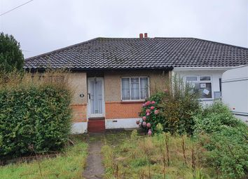 Thumbnail 2 bed semi-detached bungalow for sale in Cedar Hall Gardens, Benfleet
