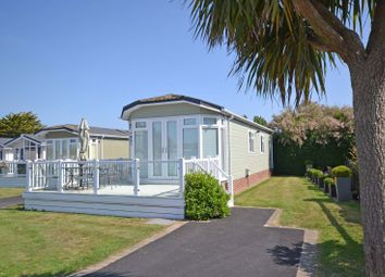 Thumbnail 2 bedroom mobile/park home for sale in Pebble Beach Park, Warner's Lane, Selsey