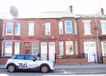 Thumbnail 3 bed flat to rent in Chichester Road, South Shields