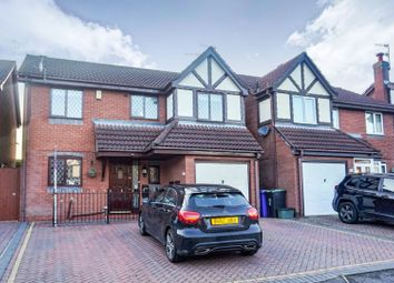 Thumbnail 4 bed detached house for sale in The Tudors, Tunstall, Stoke-On-Trent