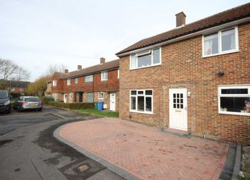 Thumbnail 3 bed semi-detached house for sale in Wilwood Road, Binfield, Bracknell