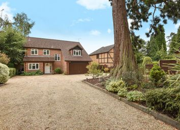 Thumbnail 5 bed detached house for sale in Augustus Gardens, Camberley