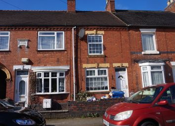 Thumbnail 2 bed terraced house for sale in Bamford Street, Glascote, Tamworth