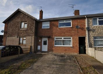Thumbnail 3 bed property to rent in The Burrows, Newhall, Swadlincote