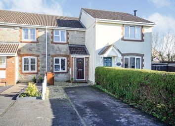 2 bed terraced house for sale in Heather Walk, Ivybridge PL21