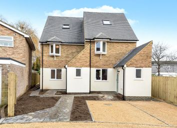 Thumbnail 3 bedroom semi-detached house for sale in Iffley Close, Oxford