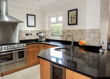 Thumbnail 5 bed semi-detached house for sale in Norwood Lane, Meopham, Kent