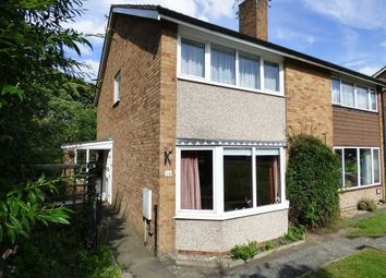 Thumbnail 3 bedroom semi-detached house for sale in Westridge Crescent, Catterick Garrison
