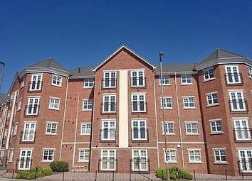 Thumbnail 2 bed flat to rent in Partridge Close, Crewe