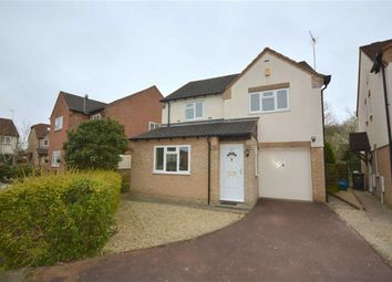 Thumbnail 4 bed detached house to rent in Hillcot Close, Quedgeley, Gloucester
