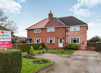 Thumbnail 4 bed semi-detached house for sale in Churchway, Redgrave, Diss
