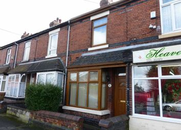 Thumbnail 2 bedroom terraced house to rent in Milton Road, Sneyd Green, Stoke-On-Trent