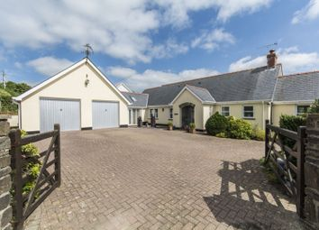 Thumbnail 4 bed detached bungalow for sale in Penffordd, Clynderwen