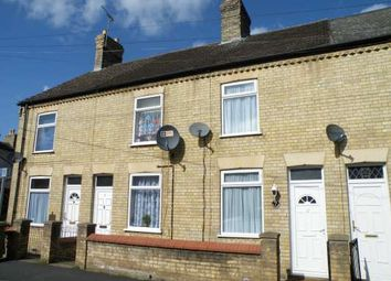 Thumbnail 2 bed terraced house to rent in Atkinson Street, Eastfield, Peterborough