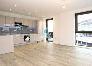 Thumbnail 3 bed flat to rent in Olympic Way, Wembley Park