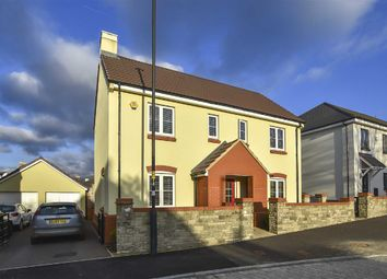 Thumbnail 4 bed detached house for sale in Oxleigh Way, Stoke Gifford, Bristol