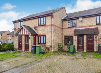 Thumbnail 2 bed terraced house to rent in Southlands, Chineham, Basingstoke