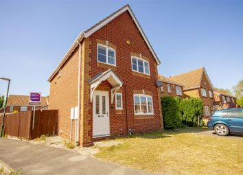 Thumbnail 3 bed detached house for sale in Bullfinch Road, Basford, Nottinghamshire