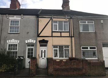 Thumbnail 3 bed terraced house to rent in Stanley Sreet, Grimsby