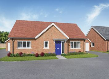 Thumbnail 2 bedroom detached bungalow for sale in Scholars Close, Manea, March