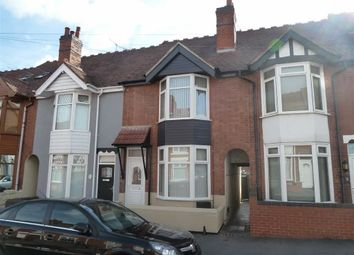 Thumbnail 3 bed terraced house for sale in Westbury Road, Stockingford, Nuneaton