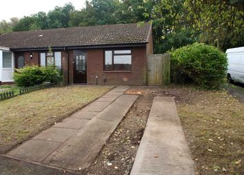 Thumbnail 1 bed semi-detached bungalow to rent in Old Hatch Warren, Basingstoke, Hants