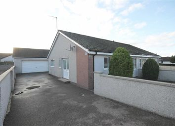 Thumbnail 2 bed semi-detached bungalow for sale in Linkwood Road, Elgin