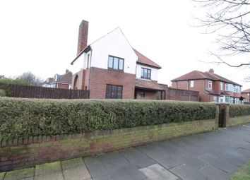 Thumbnail 4 bed detached house for sale in York Avenue, Jarrow