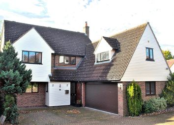 Thumbnail 5 bed detached house for sale in High Meadow, Dunmow