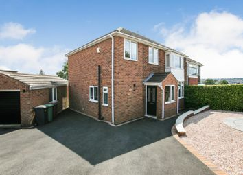 Thumbnail 4 bed semi-detached house for sale in Warren Rise, Dronfield, Derbyshire