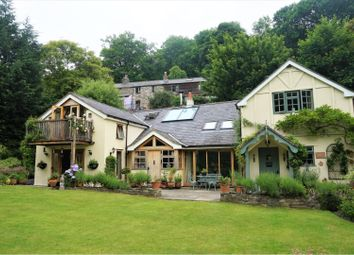 Thumbnail 4 bed detached house for sale in Commins, Llanrhaeadr Ym Mochnant