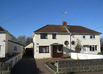 Thumbnail 3 bed semi-detached house to rent in Sandford Road, Winscombe