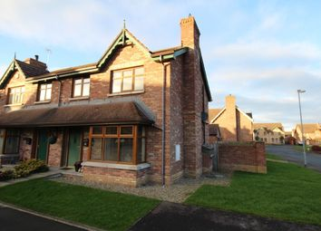 Thumbnail 3 bed semi-detached house for sale in Stonebridge Green, Conlig, Newtownards