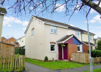 Thumbnail 2 bed end terrace house for sale in Webber Close, Ogwell, Newton Abbot