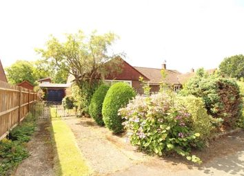Thumbnail 3 bedroom bungalow for sale in Fleet, Hampshire