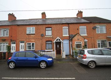 Thumbnail 2 bed terraced house for sale in Mill Lane, Newbold Verdon, Leicester