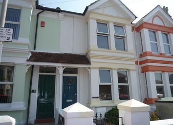 Thumbnail 3 bed terraced house to rent in Gordon Road, Broadwater, Worthing
