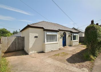 Thumbnail 4 bed detached bungalow for sale in New Road, Bream, Lydney