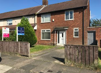 Thumbnail 2 bedroom end terrace house for sale in Rudyard Avenue, Stockton-On-Tees