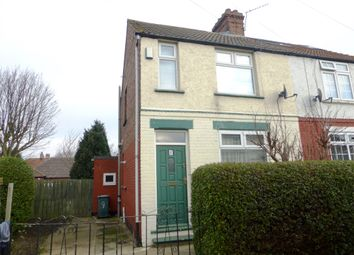Thumbnail 2 bed end terrace house for sale in Alpha Grove, Stockton-On-Tees